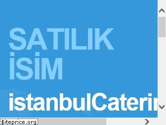 www.istanbulcatering.net website price