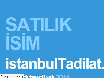 www.istanbultadilat.net website price