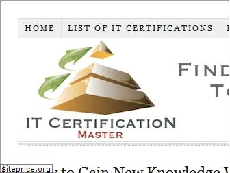 itcertificationmaster.com