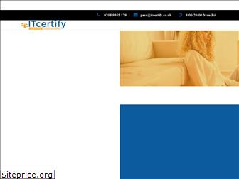 itcertify.co.uk