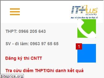 www.itplus-academy.edu.vn website price