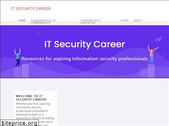 itsecuritycareer.com