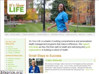 itsyourlife.info