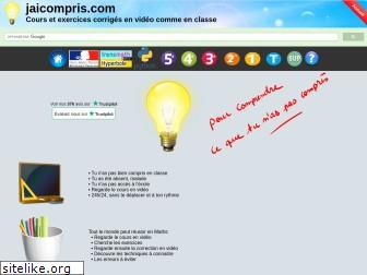 jaicompris.com
