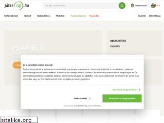 www.jatekraj.hu website price