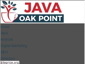 javaoakpoint.com