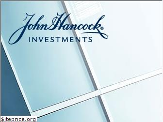 jhinvestments.com