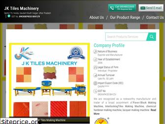 jktilesmachinery.co.in