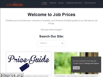 job-prices.co.uk