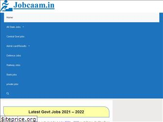 jobcaam.in