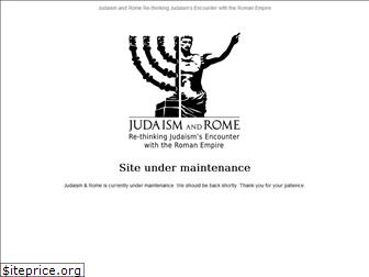 judaism-and-rome.org