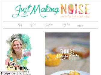 just-making-noise.com