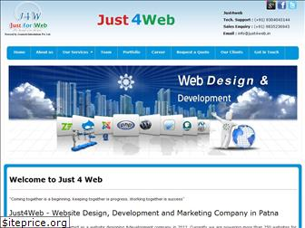 just4web.in