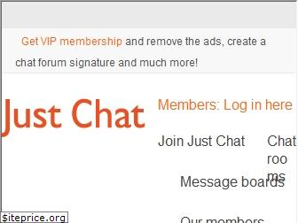 justchat.co.uk