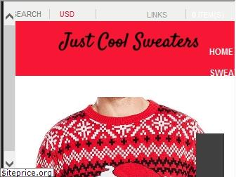 justcoolsweaters.com