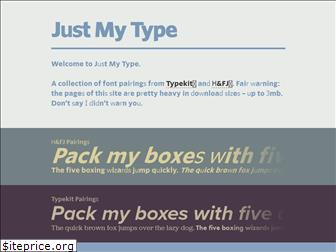 justmytype.co