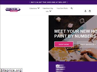 justpaintbynumbers.store