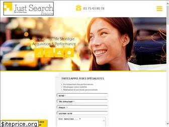 justsearch.fr