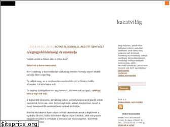 www.kacatvilag.blog.hu website price