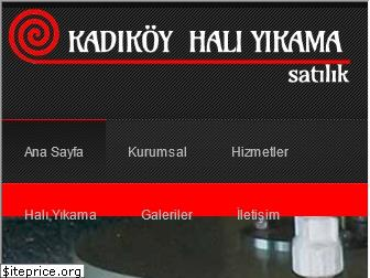 www.kadikoyhaliyikama.net website price