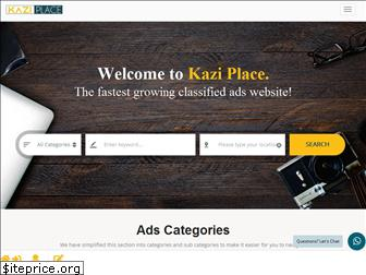 www.kaziplace.co.ke website price