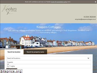 keeperscottages.co.uk