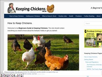keeping-chickens.me.uk