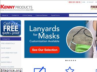 kennyproducts.com