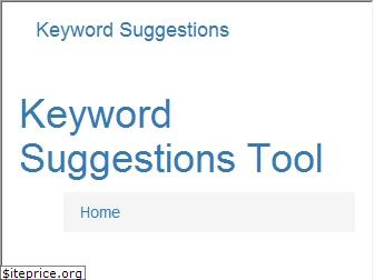 keyword-suggest-tool.com