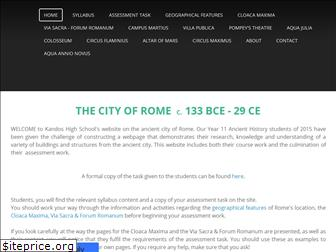 khs11cityofrome.weebly.com