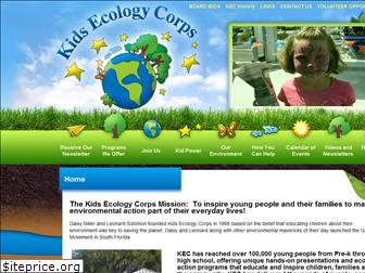kidsecologycorps.org