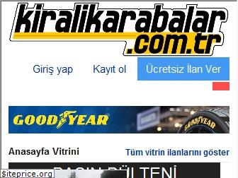 www.kiralikarabalar.com.tr website price