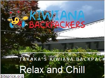 kiwianabackpackers.co.nz
