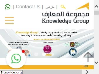 www.knowledgegroup.co website price