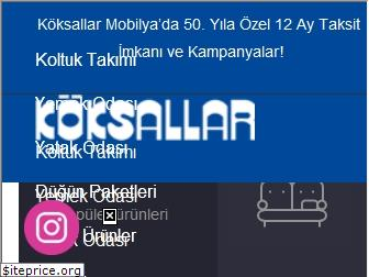 www.koksallar.com.tr website price