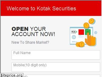 kotaksecurities.com