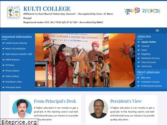 kulticollege.ac.in
