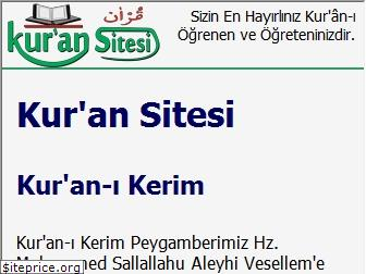 kuransitesi.com