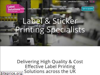 label-solutions.co.uk