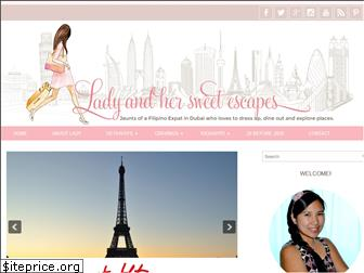 ladyandhersweetescapes.com