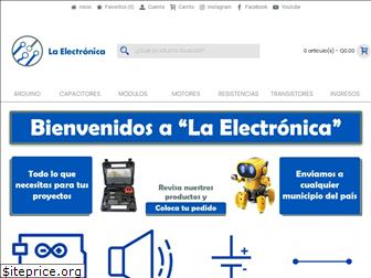 laelectronica.com.gt