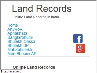 landrecords.co.in