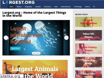 largest.org