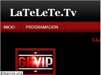 latelete.tv