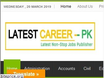 latestcareerpk.net