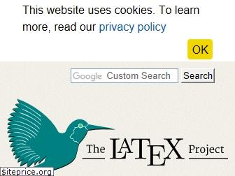 latex-project.org