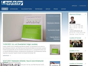 www.laudeley.de website price