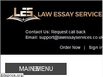 lawessayservices.co.uk