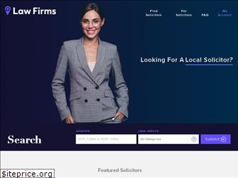 lawfirms.co.uk