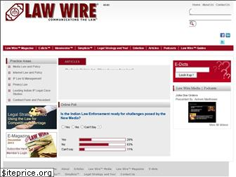 lawinfowire.com